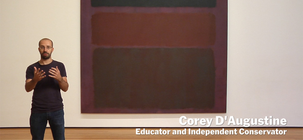 Corey Rothko Abex FRONT PAGE
